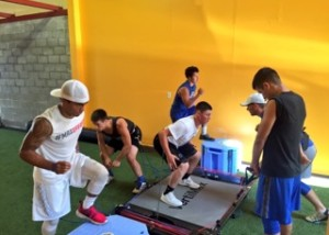 Group Sports Training
