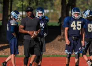 Defensive Backs Coach for Liberty Falcons High School