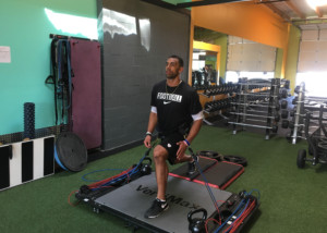 Minnesota Vikings TE Nick Truesdell Speed Training