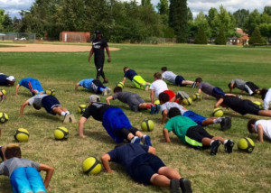 2016 Liberty Youth Speed + Agility Camp